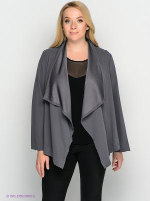 Пиджак Fiorella Rubino. Цвет: серый