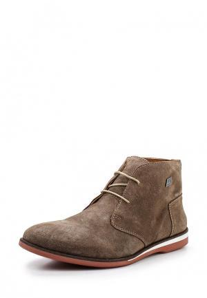 Ботинки Beppi. Цвет: бежевый