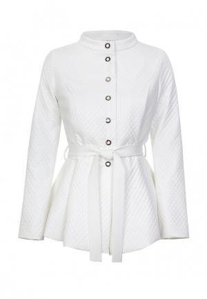 Куртка JN. Цвет: белый