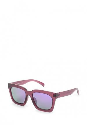 Очки солнцезащитные Fabretti. Цвет: фиолетовый