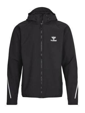 Куртка CLASSIC BEE JORI SOFTSHELL HUMMEL. Цвет: черный