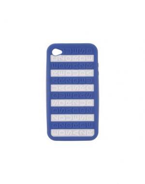 Чехол для телефона DSQUARED2. Цвет: синий