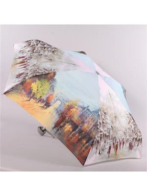 Зонт Zest. Цвет: голубой, светло-серый, светло-бежевый