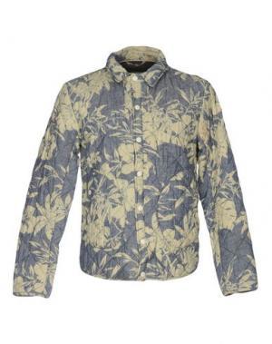 Куртка KILT HERITAGE. Цвет: синий