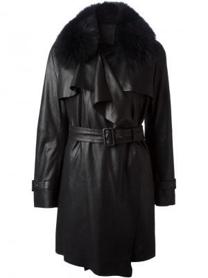 Пальто Raw +. Цвет: чёрный