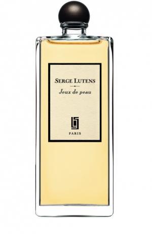 Парфюмерная вода Jeux de Peau Serge Lutens. Цвет: бесцветный