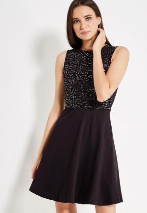 Платье Dorothy Perkins. Цвет: черный