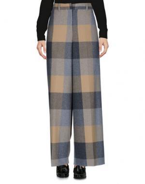 Повседневные брюки TOMORROWLAND. Цвет: серый