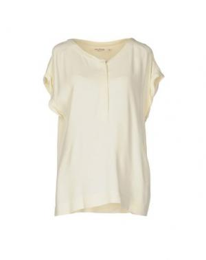 Блузка NICE THINGS BY PALOMA S.. Цвет: слоновая кость