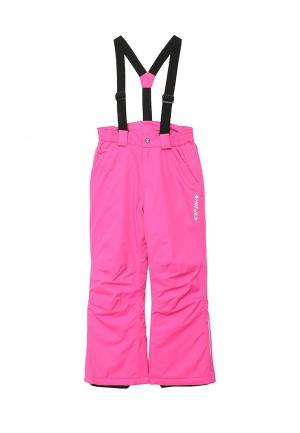 Брюки горнолыжные Icepeak. Цвет: розовый