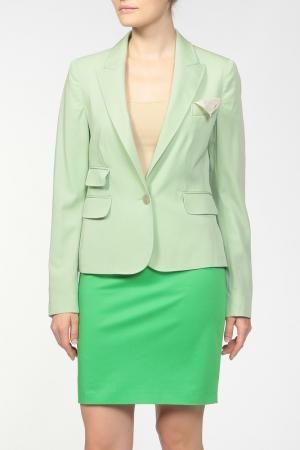 Пиджак Moschino Cheap & Chic. Цвет: зеленый