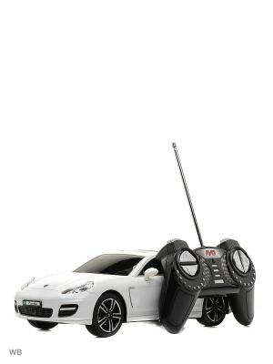 Машина р/у Porsche Panamera Turbo 1:18 HOFFMANN. Цвет: белый