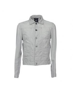 Куртка CALVARESI. Цвет: серый