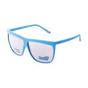 Очки  Brow Cyan Neff. Цвет: голубой