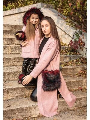 Жакеты Me&Mummy. Цвет: розовый