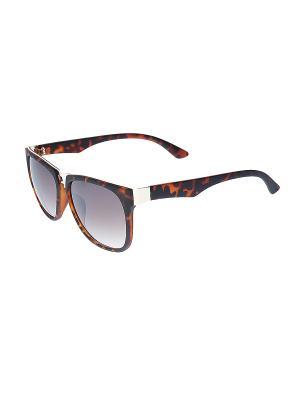 Очки Migura. Цвет: коричневый, оранжевый, черный