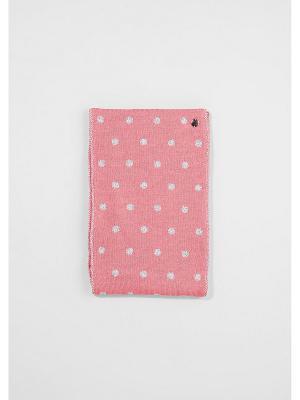 Шарф S.OLIVER. Цвет: розовый