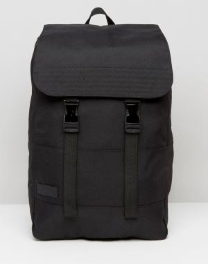 Dead Vintage Парусиновый рюкзак Commuter. Цвет: черный