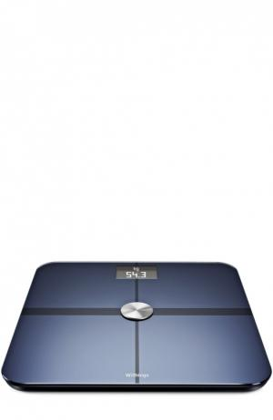 Беспроводные весы  Smart Body Analyzer WS-50 Withings. Цвет: черный