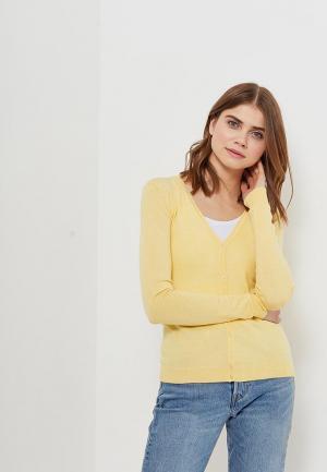 Кардиган SH. Цвет: желтый
