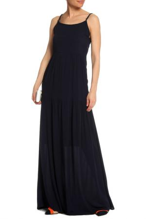 Платье Mix Ray. Цвет: темно-синий