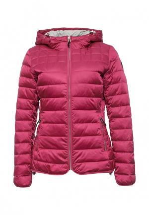 Куртка утепленная Napapijri. Цвет: розовый