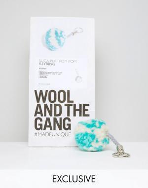 Wool and the Gang Набор сделай сам &. Цвет: зеленый