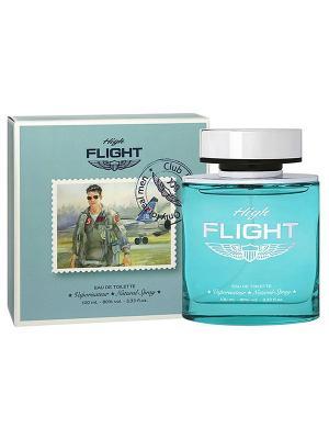 Туалетная вода High Flight (Хай Флайт) муж 100 мл APPLE PARFUMS. Цвет: прозрачный