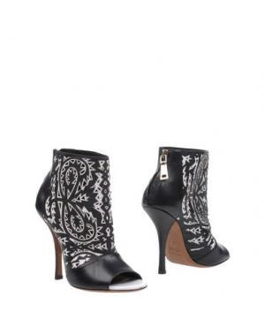 Полусапоги и высокие ботинки KALLISTÈ. Цвет: черный