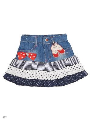 Юбка джинсовая Kidly