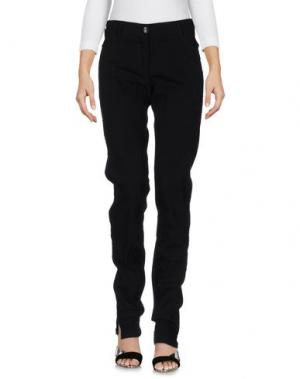 Джинсовые брюки DAMIR DOMA. Цвет: черный