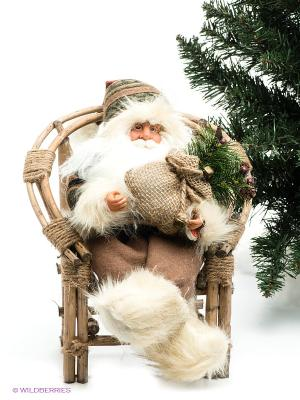 Дед Мороз MAXITOYS. Цвет: зеленый