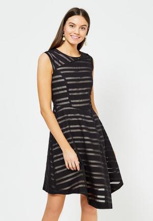 Платье Oasis. Цвет: разноцветный