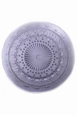 Тарелка обеденная Zafferano. Цвет: фиолетовый