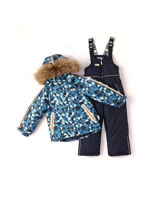 Комплект одежды NELS. Цвет: голубой