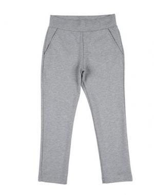 Повседневные брюки MIMISOL. Цвет: серый