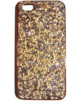 Чехол Punta. Цвет: золотистый