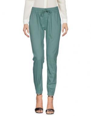 Повседневные брюки FAIRPLAY. Цвет: светло-зеленый