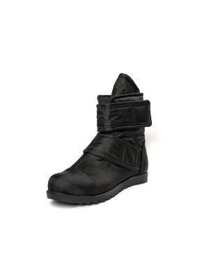 Ботинки женские AZ-ART. Цвет: черный
