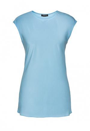 Топ Vassa&Co. Цвет: голубой