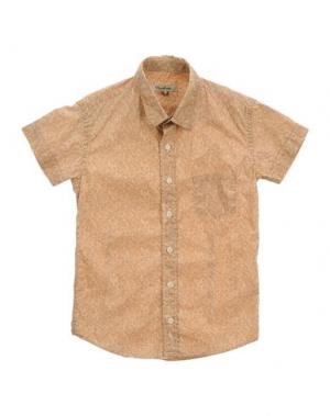 Pубашка NUPKEET. Цвет: верблюжий