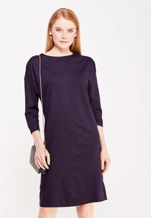 Платье Finn Flare. Цвет: синий