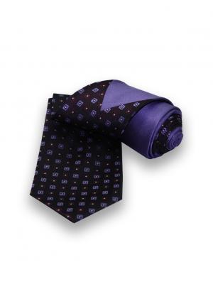 Галстук Corleone.. Цвет: фиолетовый