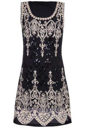Платье Iska. Цвет: black