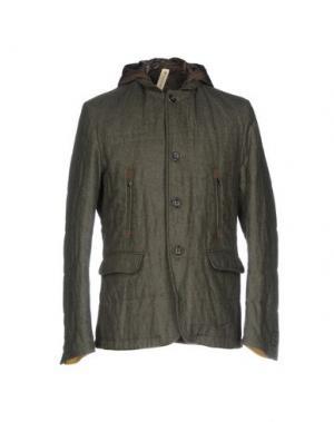 Куртка J.W. TABACCHI. Цвет: зеленый-милитари