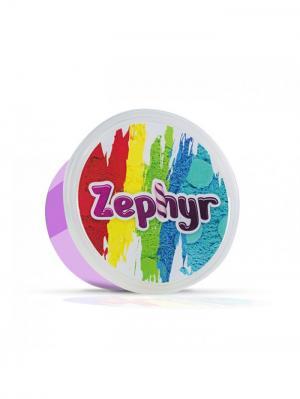 Кинетический пластилин Zephyr.. Цвет: фиолетовый