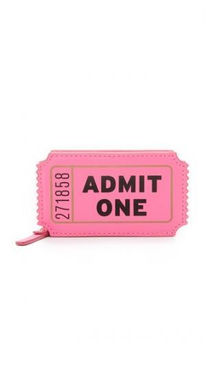 Кошелек для монет в виде билета Kate Spade New York