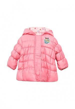 Куртка утепленная Maloo. Цвет: розовый