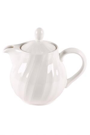 Чайник Royal Porcelain. Цвет: белый