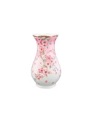 Ваза Сакура Elan Gallery. Цвет: розовый